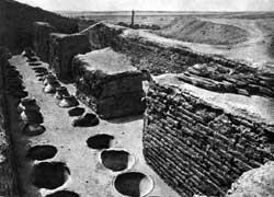 Винная кладовая цитадели урартского города Тейшебанни VII—VI вв. до н. э.
